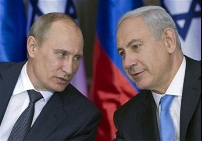 آگاهی روسیه از حمله اسرائیل به سوریه