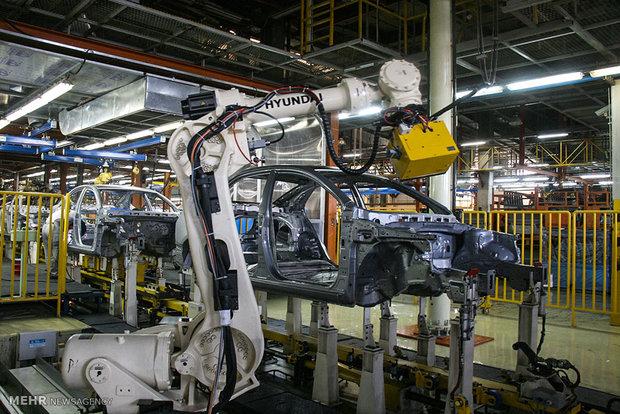 قطب های جدید خودروسازی ایران