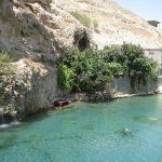 روستای بالقلو مکانهای دیدنی غرق آباد