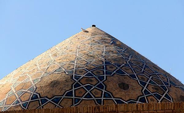 فیلم مسجد جامع ساوه |معرفی مسجد جامع ساوه