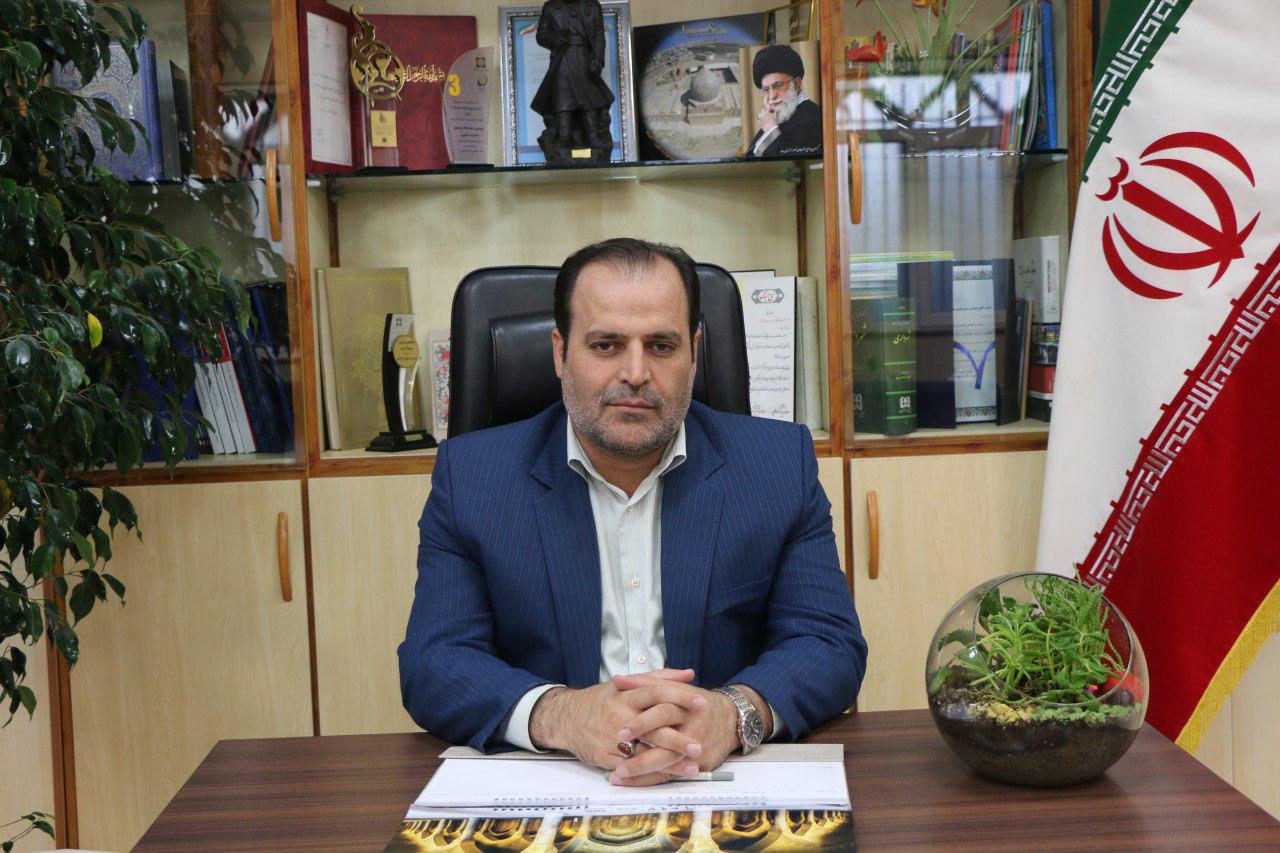 پیام مهندس حسینی شهردار ساوه بمناسبت ۲۵ اسفندماه