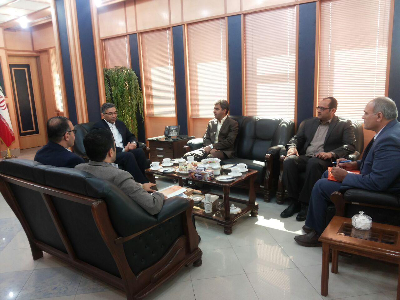 اخبار ساوه |بازدیدمدیر کل راهداری استان مرکزی از ساوه