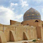 ثبت جهانی مسجد جامع ساوه