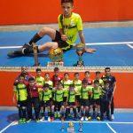 نایب قهرمانی تیم خوشه طلایی ثنا ساوه