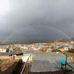 اخبار روستای بالقلو|رنگین کمان بهاری روستای بالقلو