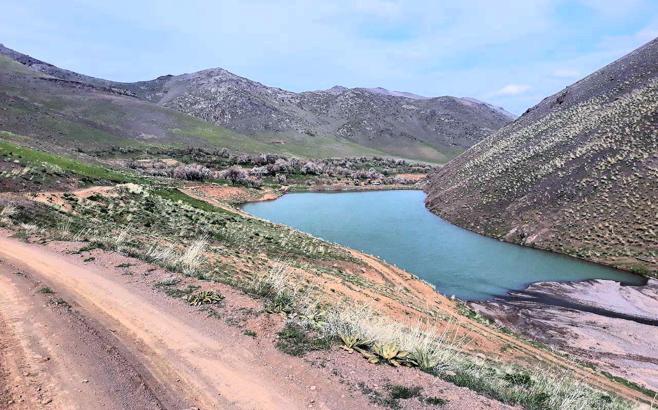 اخبار روستای بادامچالوق |سد زیبای روستای بادامچالوق