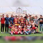 هفده ساله های خوشه طلایی ساوه بر فراز قله قهرمانی لیگ فوتبال استان مرکزی