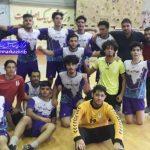 صعود نماینده هندبال استان مرکزی به جمع ۸ تیم برتر کشور